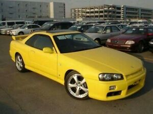 Wanted: WTB- R34, S15, R32, 180SX