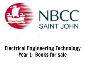 Electrical Engineering Tech Books, Year 1