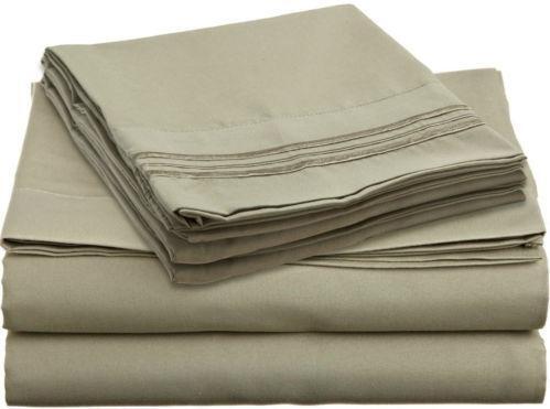 Olive Green Sheets Ebay