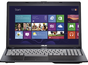 ASUS i7 8GB 500GB LIKE NEW WIN 10 300$ FIRM
