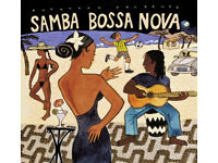 Brazilian / Portuguese / MPB singer required