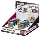 Taylor Digital Timer Kitchen Timers