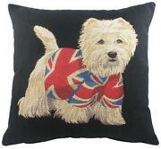 West Highland Terrier Cushion