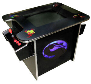 "19"" LCD, 60 Game Cocktail Arcade Machine - BNIB with WTY Burpengary Caboolture Area Preview"