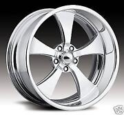 20 Billet Wheels