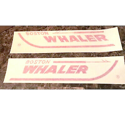 2 VINYL DECAL MARINE STINGER BOAT FREE SHIPPING NEW LOWE 2072962 PAIR