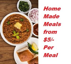 Fresh & delicious Home Made Meals For Students