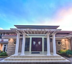 West Vancouver Mansion in the Canterbury British Properties VIEW