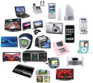 Will Take TVs, Electronics, PC Parts, ETC. Used or Broken 4 FREE