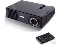 BRAND NEW & BOXED ACER X1260 DLP PROJECTOR