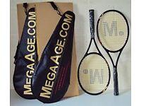 MegaAge M1 Pro Rackets