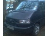 VW Volkswagen T4 Caravelle Transporter Long Nose Bonnet 1996-2003