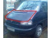 VW Volkswagen T4 Caravelle Transporter Long Nose Bonnet 1996-2003