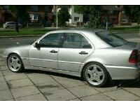 Mercedes c240 sport auto, excellent condition inside out. reduced price for quick sale needed.