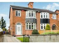 3 bed semi detached house for rent on Belgrave Road near Longton Park!