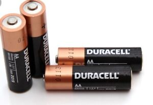 Brand new Double A Duracell Batteries for Sale