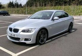 BNW 320d M Sport Coupe
