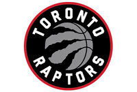 Raptors tickets. Everygame $100 lower bowl