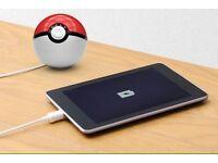 BULK WHOLESALE JOBLOT 12000mAh POKEMON Go Pokeball Charger Power Bank iPhone Samsung USB