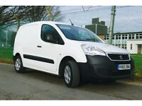 Peugeot, PARTNER, Panel Van, 2016, Manual, 1560 (cc)