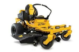 2019 Cub Cadet Ultima series ZT1 54 inch Zero Turn - Special 0% for 48 months - 6 year warranty