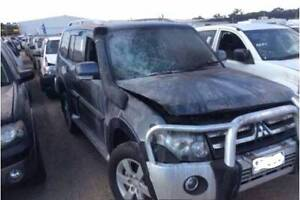 Wrecking 2007 Mitsubishi NS Pajero Diesel Wingfield Port Adelaide Area Preview