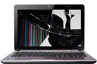 NEED YOUR LAPTOP SCREEN REPLACED !!!!!