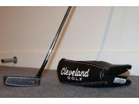Never Compromise Sub 30 Type 40 Putter by Cleveland Golf.