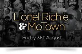 The Busby Hotel Tribute Night - Lionel Richie & Motown Friday 31st August 2018 - 2 Tickets Avail