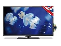 40 Inch TV full HD 1080p ,DVD player,Freeview, Brand NEW (unused/sealed box)