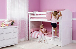 BOXING DAY SALE 15% OFF + NO TAX_ KIDS BUNK & LOFT BEDS Cambridge Kitchener Area image 4