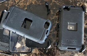 Two Otterbox Cases with Clips - for Blackberry Z30
