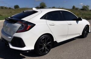 2017 Honda Civic Hatchback sport turbo Autre