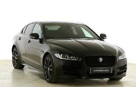 Jaguar XE R-SPORT (black) 2016-01-29