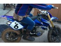 50cc automatic