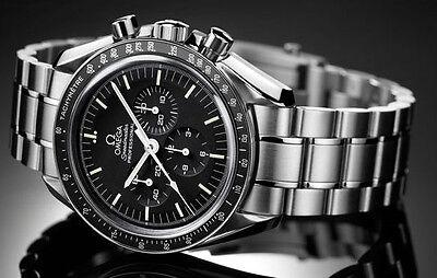 Omega Speedmaster Watch Overhaul Service and Repair