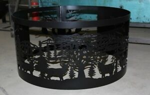 Unique Custom Fire Pit Or Rings