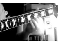 Guitar Tuition - one to one lessons