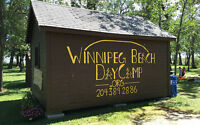 Winnipeg Beach Day Camp Girls Group Leader