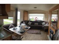 Sandylands Holiday Park - 3 Bedroom Caravan for Hire Saltcoats