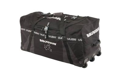 New Vaughn 7800 ice hockey goalie three wheeled bag senior 4