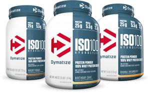 Hamilton Supplements - Dymatize ISO 100 - Clean Isolate Protein