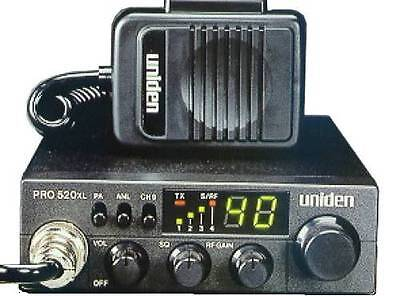 Uniden PRO-520XL Mobile CB Radio - NEW-  BEST SMALL RADIO OF THIS