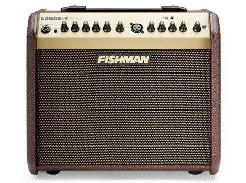 Fishman Loudbox Mini Bluetooth 60-Watt Acoustic Guitar Amplifier