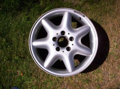 Mercedes c240 rims ebay for Mercedes benz c240 wheels