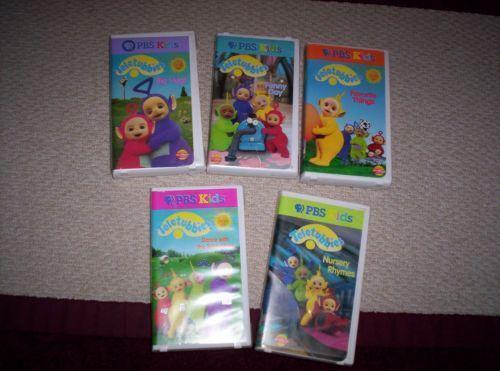 Teletubbies VHS