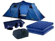 4 Man Tent Pack