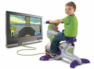 Fisher-Price Smart Cycle like new