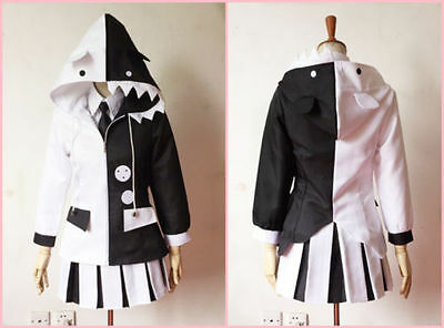 Hot  Anime Danganronpa Super Dangan Ronpa monokuma New Cosplay Costume G74  New