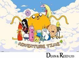 Adventure Time Maxi Poster